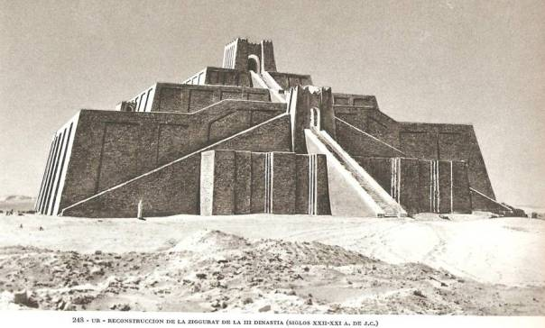 Ekishnugal (ziggurat de Ur)