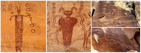 Serpientes Anasazi