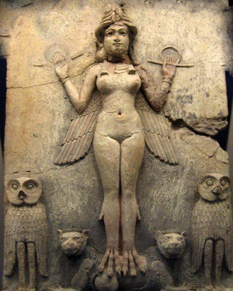 Inanna - Diosa del amor y de la guerra