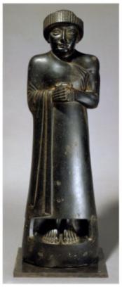 Rey Gudea de Lagash - 2130 BC