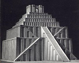 Zigurat de Babilonia