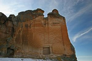 Ciudad de Midas - tumba de Midas