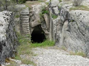 Ciudad de Midas - Tunel