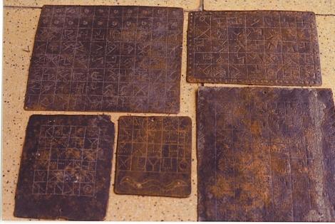 Coleccion Crespi - láminas con simil jeroglíficos