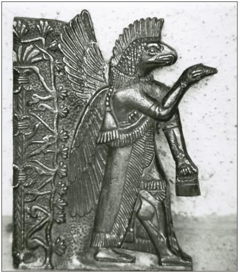 Coleccion Crespi - objeto de origen sumerio