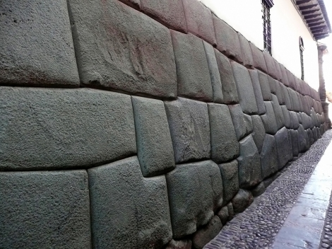 Calle Hatun Rumiyoc - Cusco