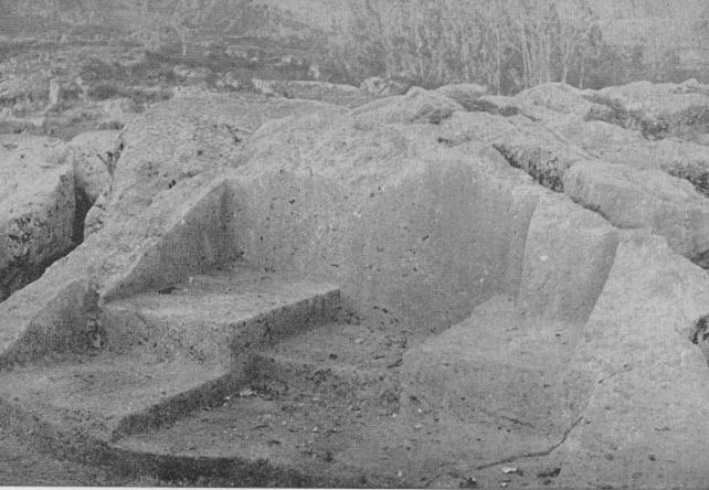 Sacsayhuaman cantera