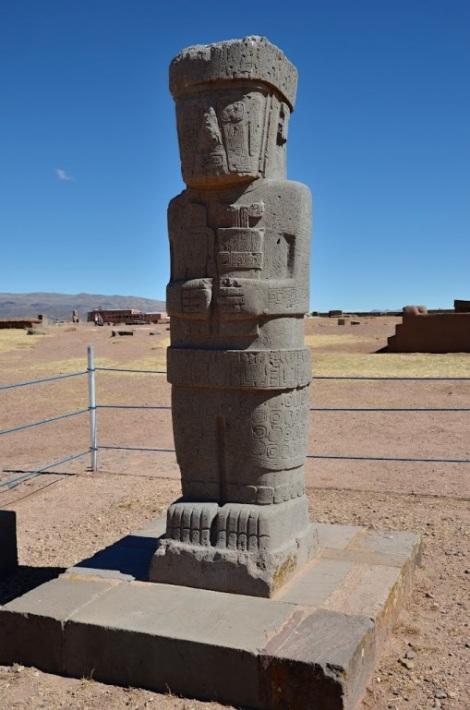 Tiwanaku - Monolito Ponce