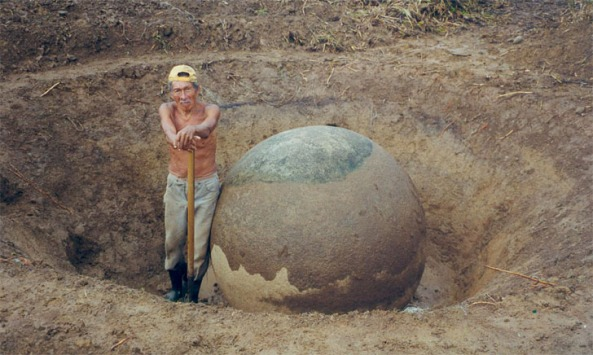Esfera de Costa Rica