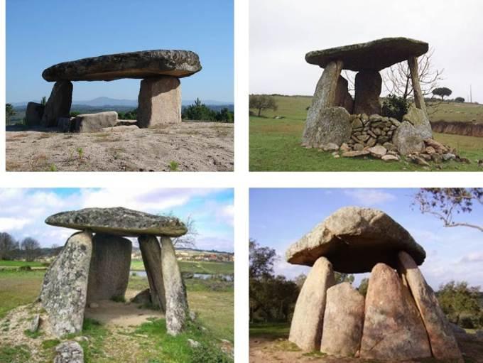 dolmenes de portugal - DOLMENES, CROMLECH, TÚMULOS Y MENHIRES
