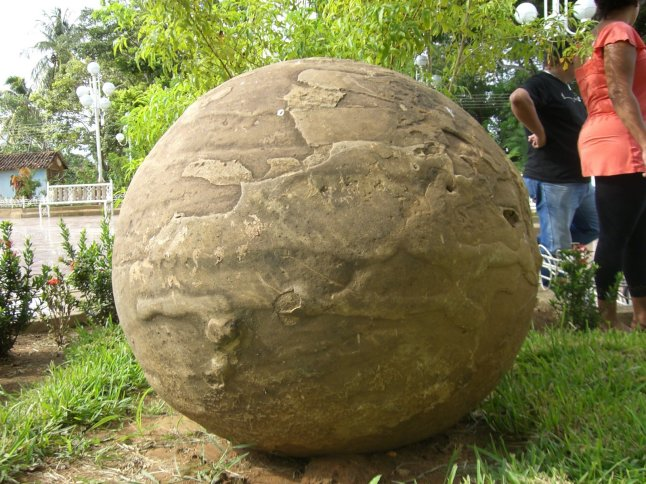esferas de onoto venezuela - ESFERAS DE PIEDRA DE COSTA RICA Y RESTO DEL MUNDO