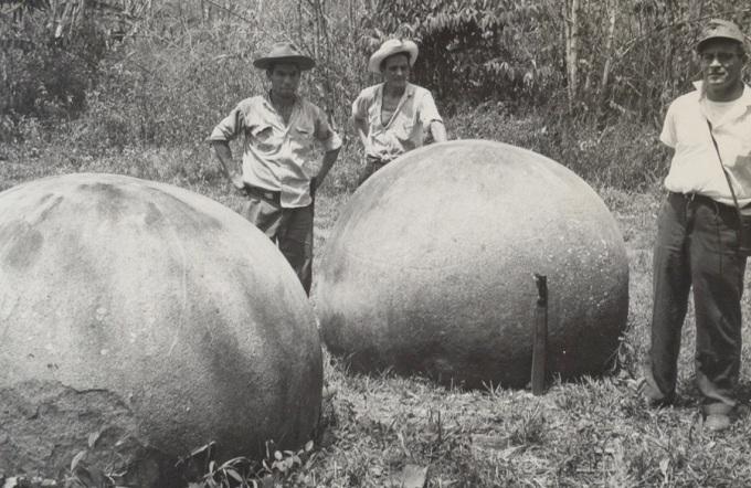 esferas sitio bolas cr - ESFERAS DE PIEDRA DE COSTA RICA Y RESTO DEL MUNDO