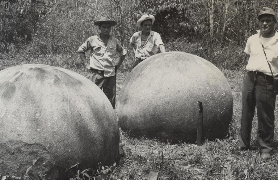 Esferas de Costa Rica
