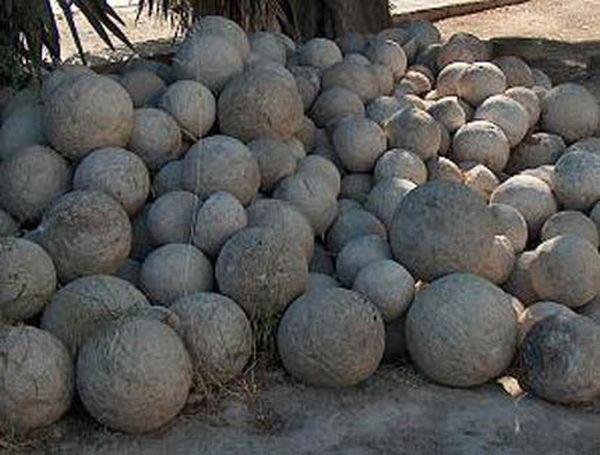 esferas cartago - ESFERAS DE PIEDRA DE COSTA RICA Y RESTO DEL MUNDO