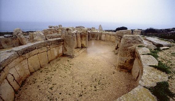 malta templos - LOS TEMPLOS MEGALÍTICOS EN LAS ISLAS DEL MEDITERRÁNEO