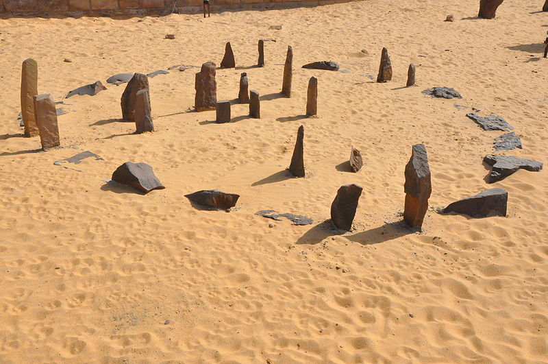 Nabta Playa, Nubia, Egipto