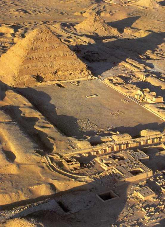 Complejo de Zoser (Saqqara)