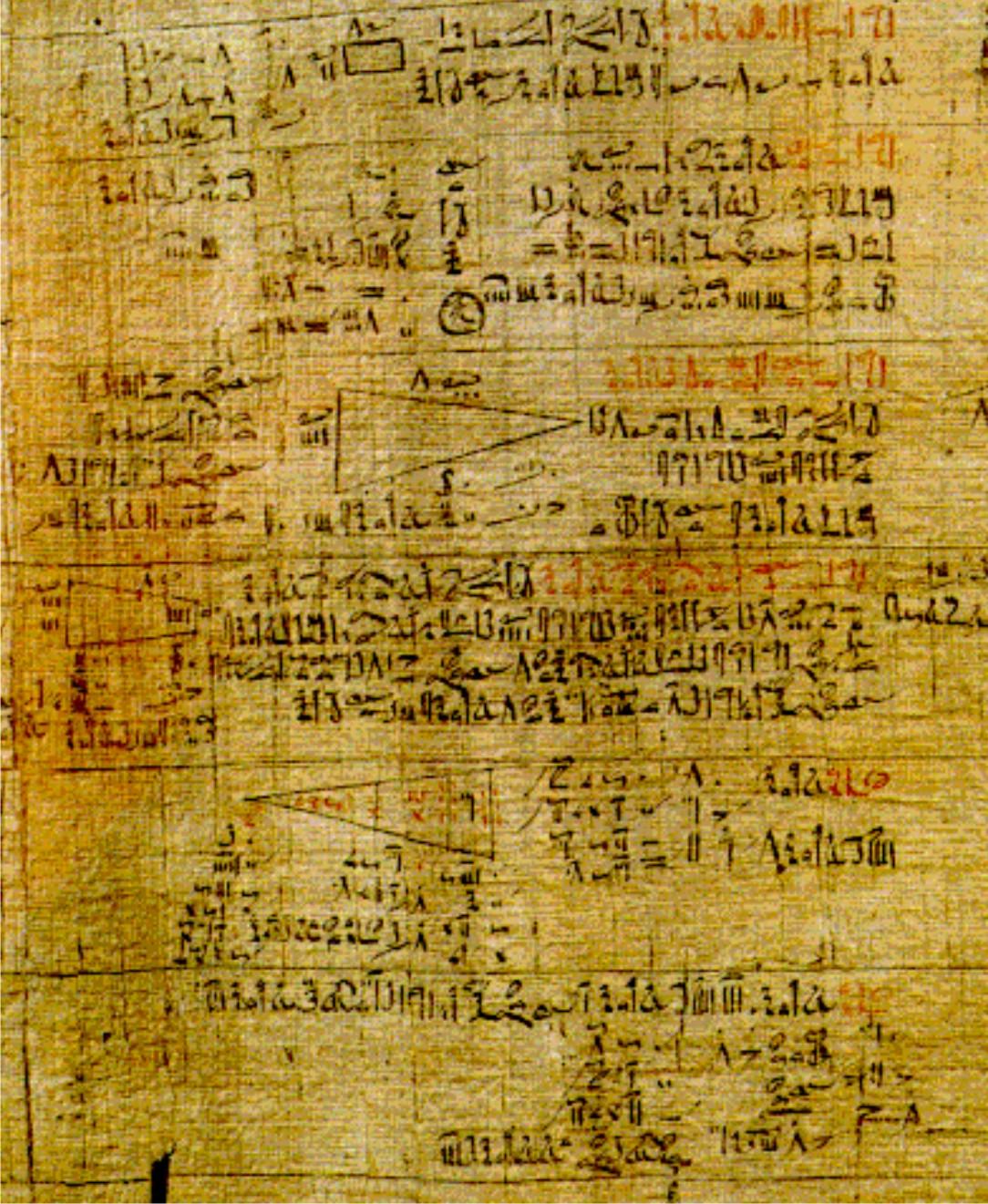 Papiro de Ahmes