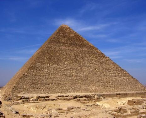Pirámide de Khufu