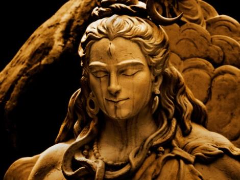 Shiva y el tercer ojo