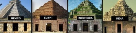 Civilizaciones y sus pirámides