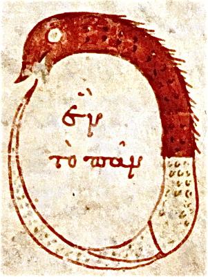 Chrysopoeia «fabricación del oro», tratado alquímico s.II, escrito en Alejandría por Cleopatra. texto más antiguo