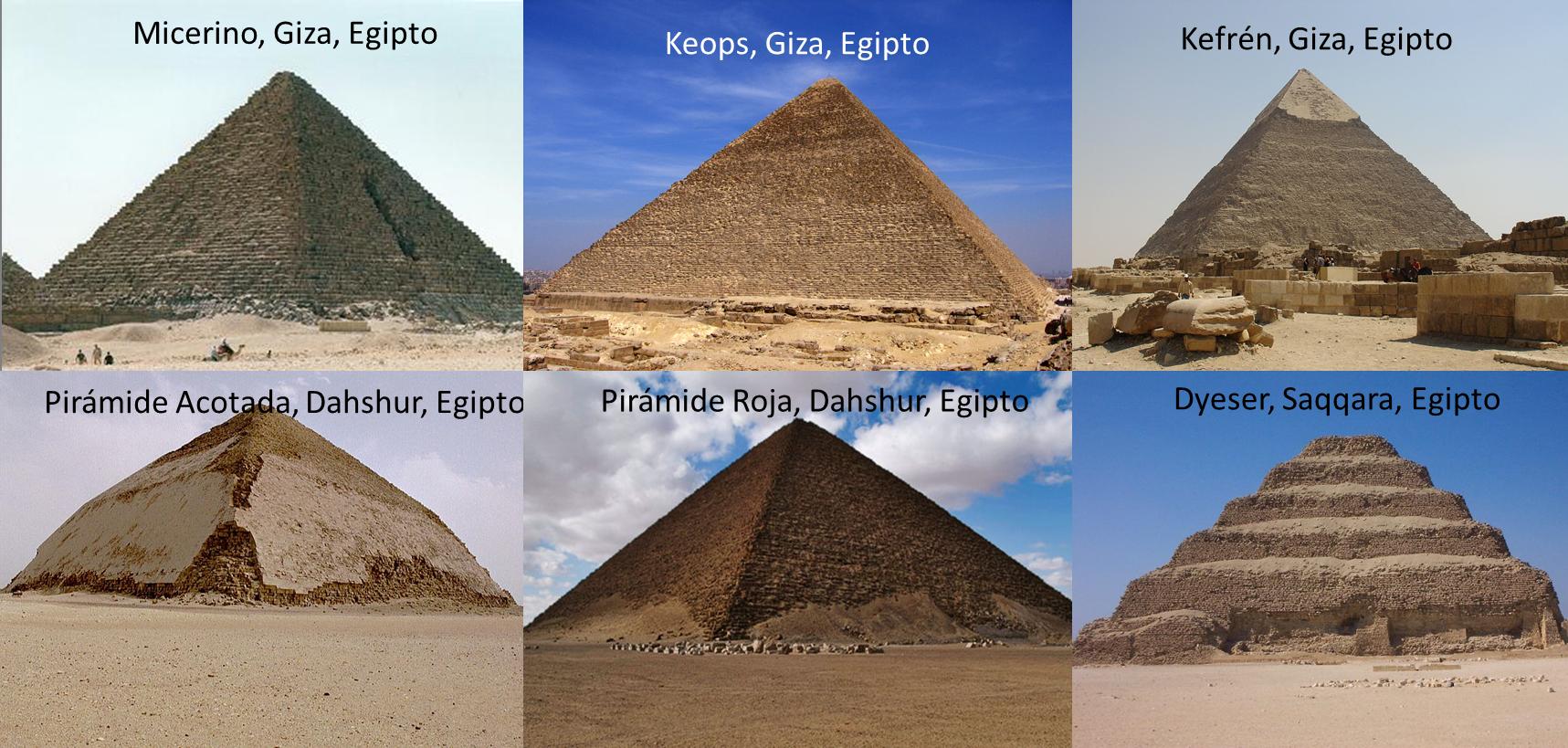 Pir mides por todo el mundo reydekish historias de la Cuantas materias tiene arquitectura