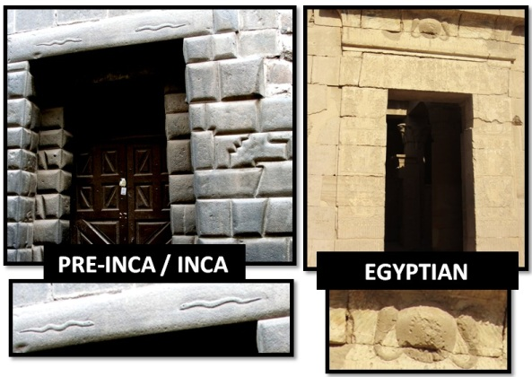 egyptian-inca-trapezoid-door-snakes
