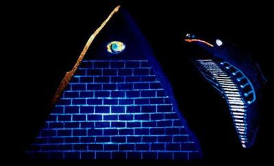 Pirámide y Serpiente de la Cueva de la Maná