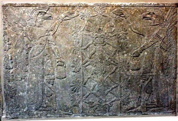 Relieve Asirio (s. IX BC)