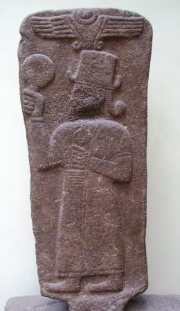La diosa Kubaba, neo-hitita (WA 127390)