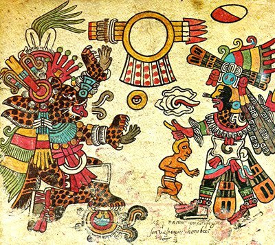 tezcatlipoca-quezalcoatl