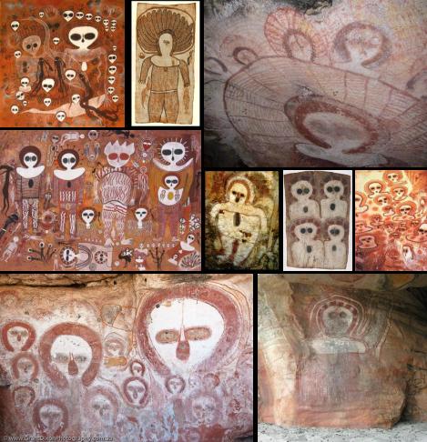 The Kimberley - Land of the Wandjina Comp