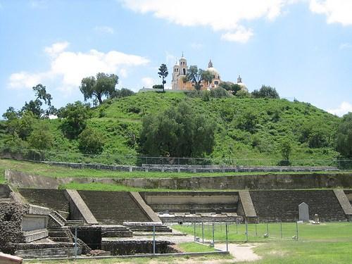 zona-arqueologica-cholula