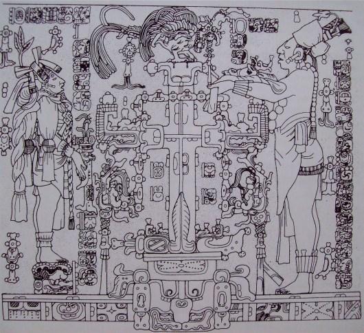 0190e 081 - Los Mayas