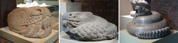 Serpientes mexicas