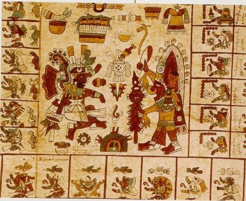 CODICE  MEXICA