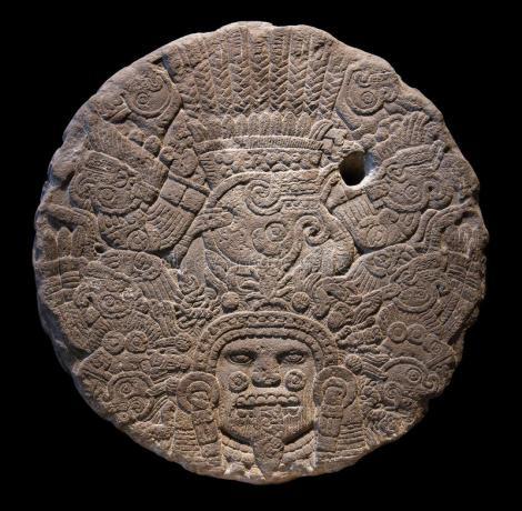 disco-de-piedra-del-altar-tlaltecuhtli-28287084