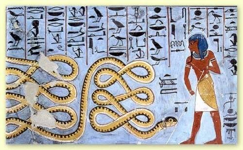 El mito de Ra y la creación del Mundo