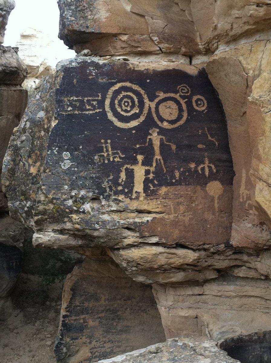 Petroglifos hopi