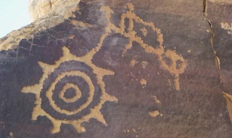 Hopi Petroglyph Rocks