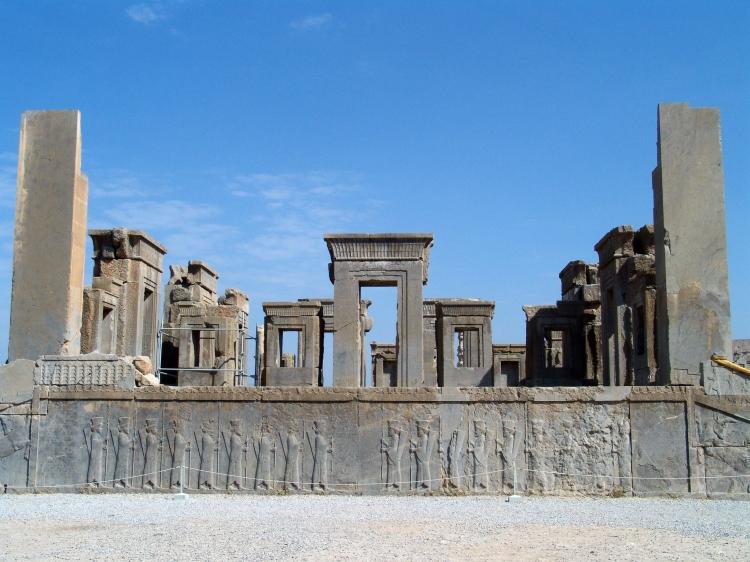 Tachara, Persepolis