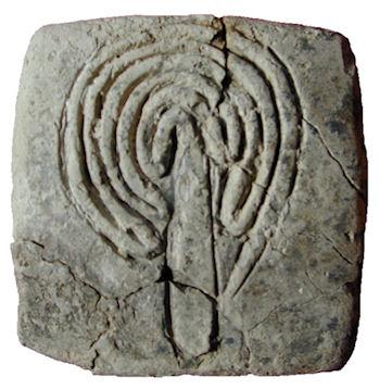 Tablilla de Mesopotamia, 1800aC