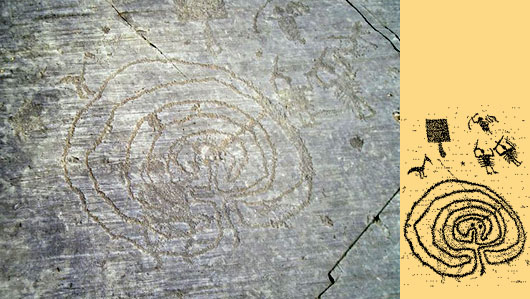 Val Camonica, Italia. 750-500 AEC
