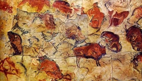 Resultado de imagen de cuevas de altamira