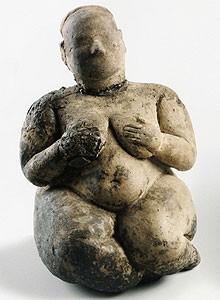 Diosa de Catal Huyuk