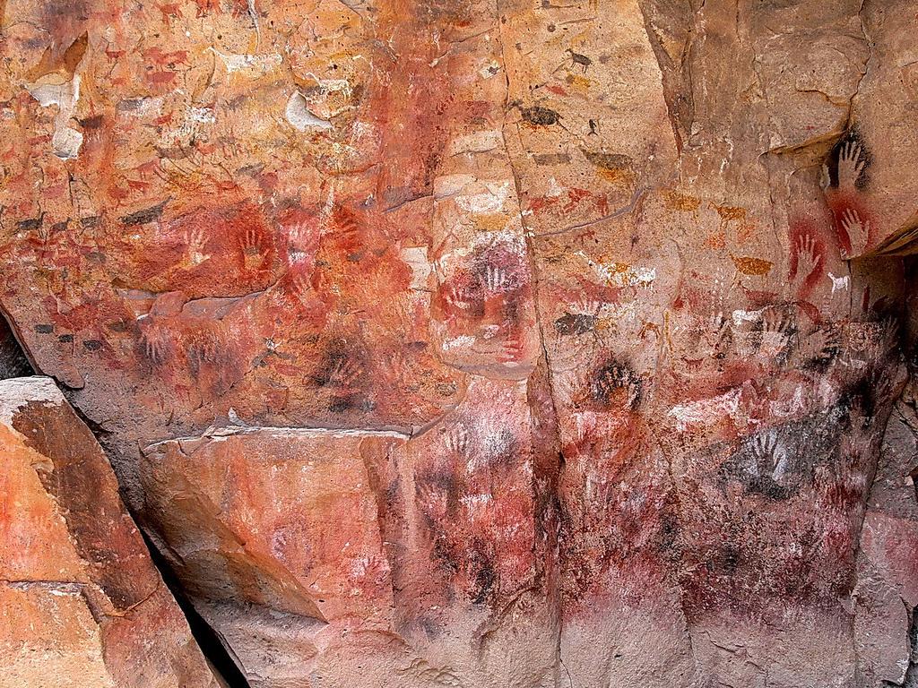 Cueva De Las Manos Argentina Reydekish Historias De