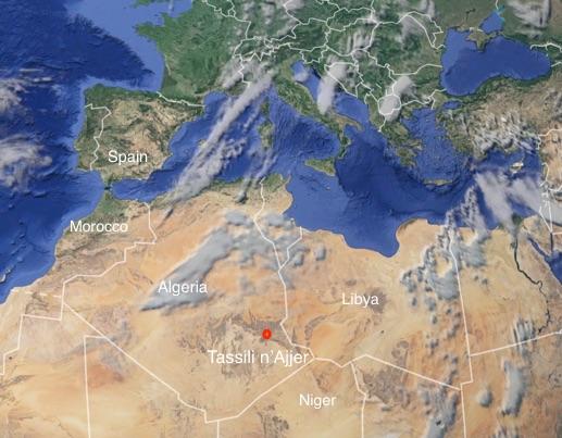 Argelia Tassili