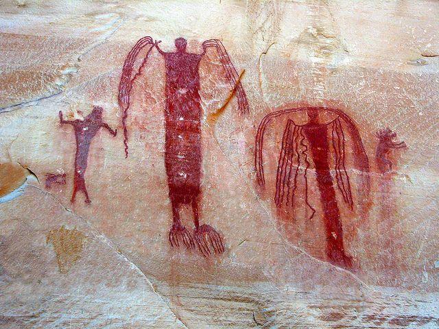 Buckhorn Wash - Detail Angels