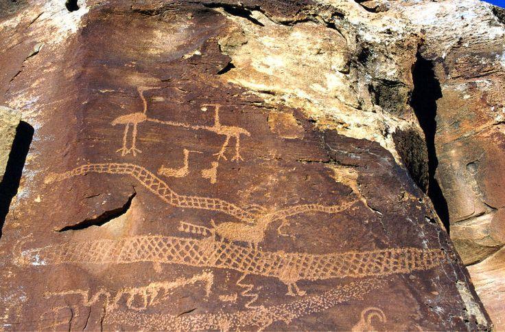 Nine Mile Canyon Fremont, Anasazi and Ute rock art petroglyphs & pictographs at Nine Mile Canyon, Utah